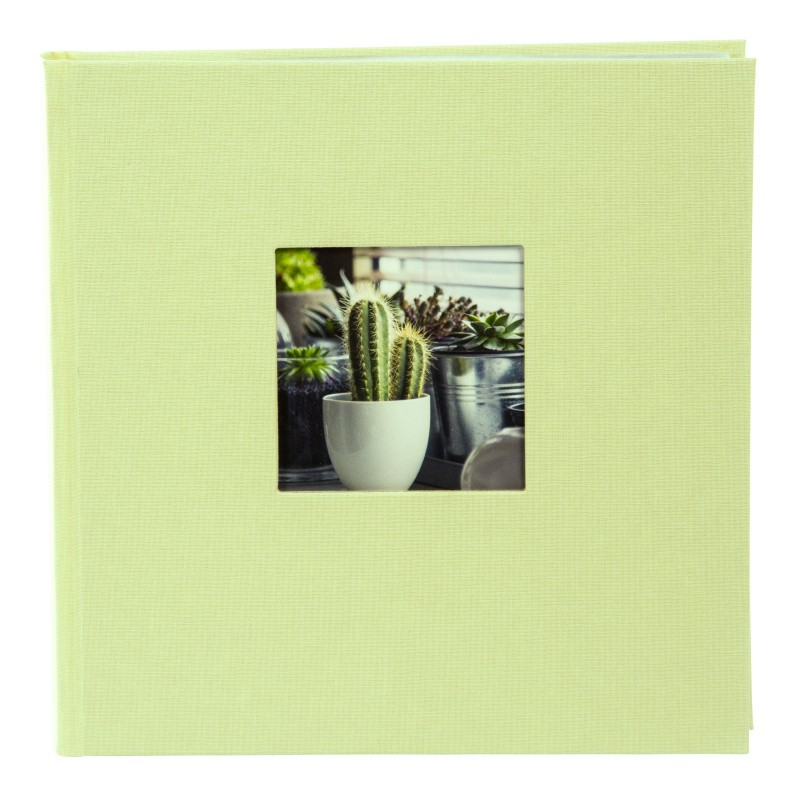 BELLA VISTA LIME GREEN ALBUM P100st. 30x31