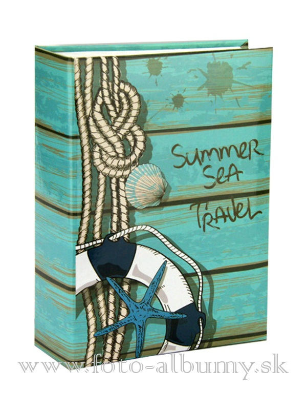 SEA SUMMER TRAVEL ALBUM O100  10x15
