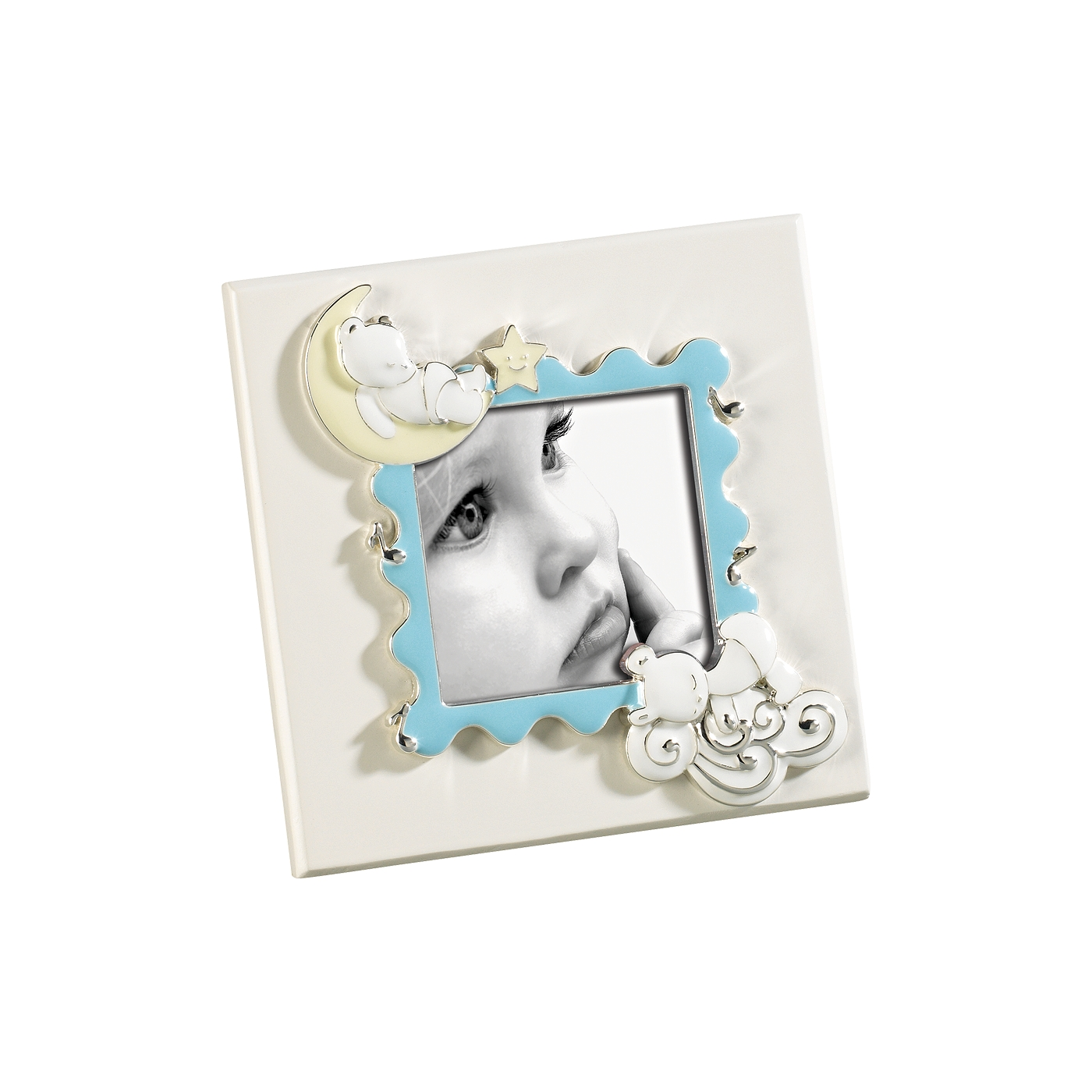 A900  FRAME BABY BLUE 6x6