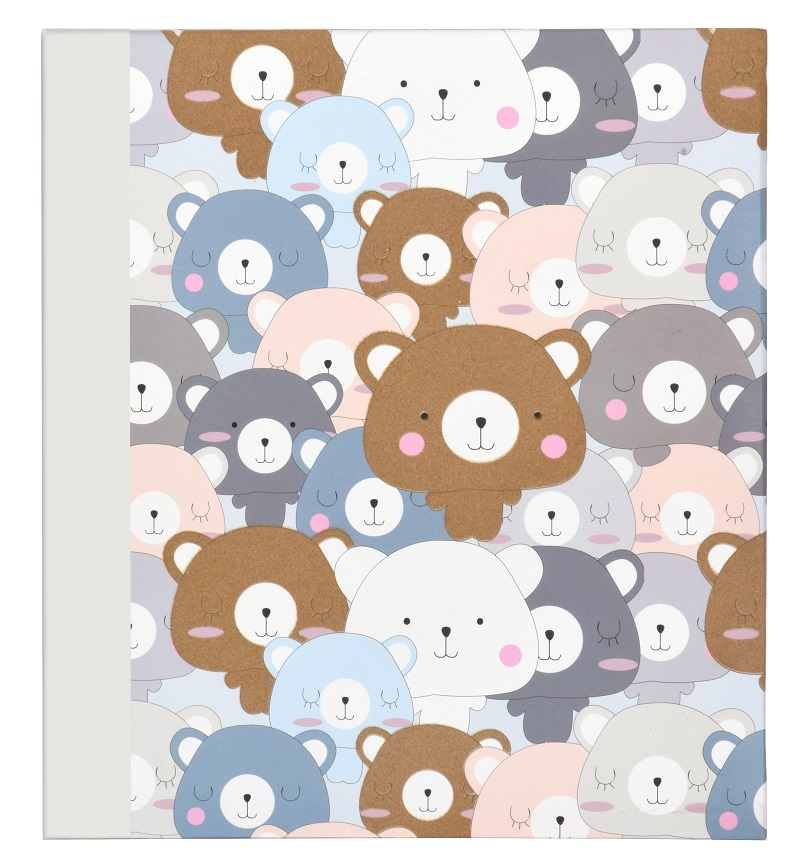 Q79 VELVET TEDDIES GB 104 13x18