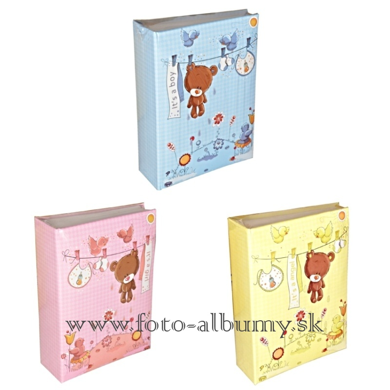 SWEET TEDDY YELLOW ALBUM O100  10x15