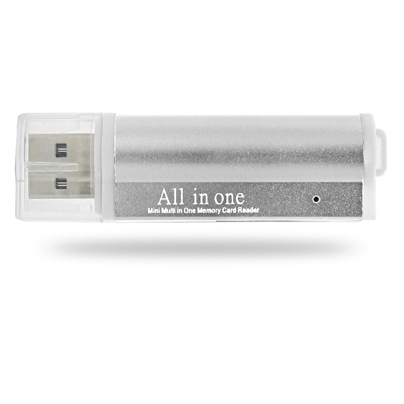 TRADAG MCR 900 cards reader ALL IN ONE USB 2.0