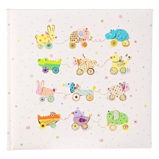 ANIMALS ON WHEELS ALBUM P60 st. 25x25 TURNOWSKY