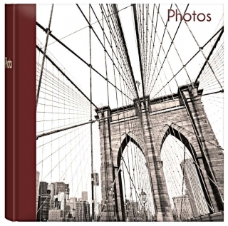 Q89 ICONIC CITIES  II BROOKLYN BRIDGE ALBUM BB200 10x15  E