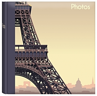 Q89 ICONIC CITIES II PARIS  FOTOALBUM BB200 10x15  E