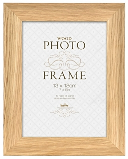 STUDLEY LIGHT WOOD FRAME 13x18