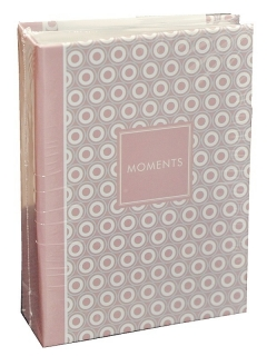 PURE MOMENTS PINK  O100 10x15